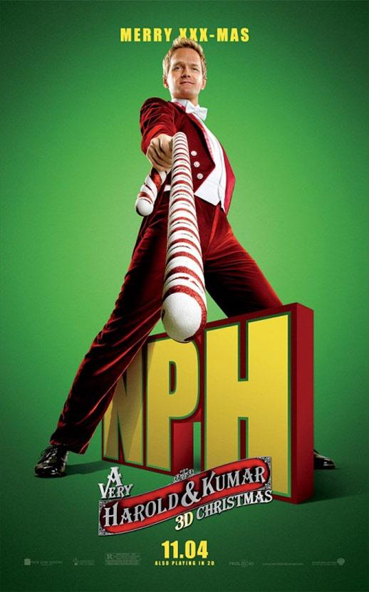 A Very Harold & Kumar Christmas Poster #4
