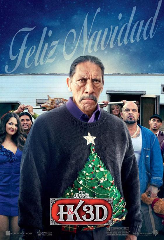 A Very Harold & Kumar Christmas Poster #9
