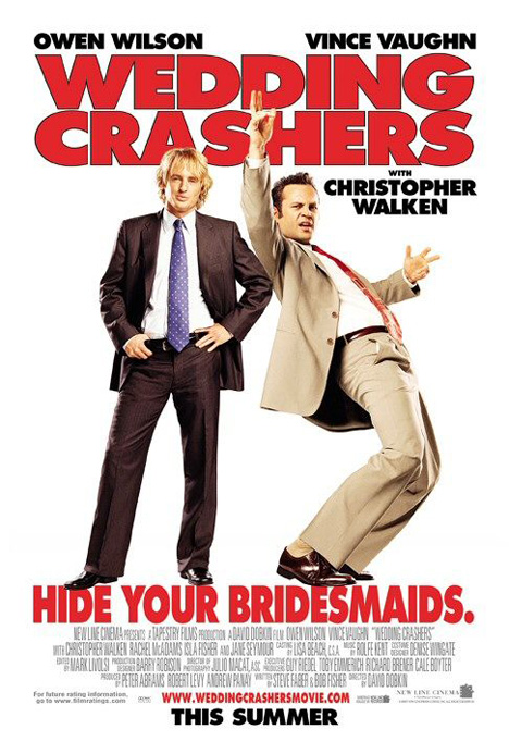 Wedding Crashers Poster #1