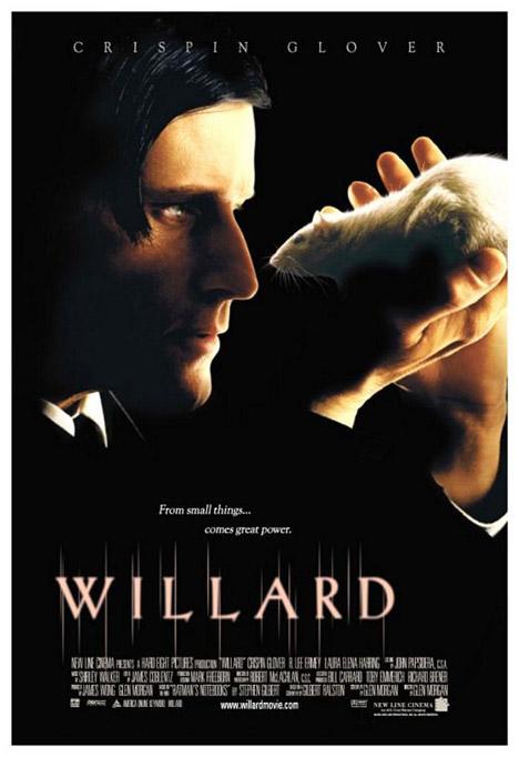 Willard Poster #1
