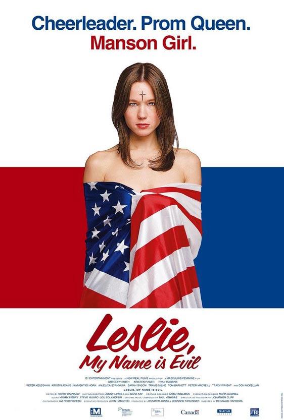 Leslie, My Name Is Evil Poster #1
