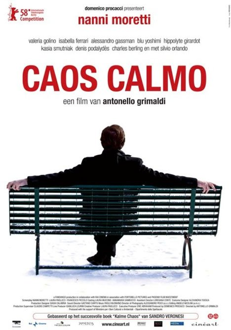 Quiet Chaos (Caos calmo) Poster #2