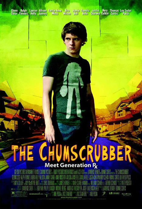 The Chumscrubber Poster #1