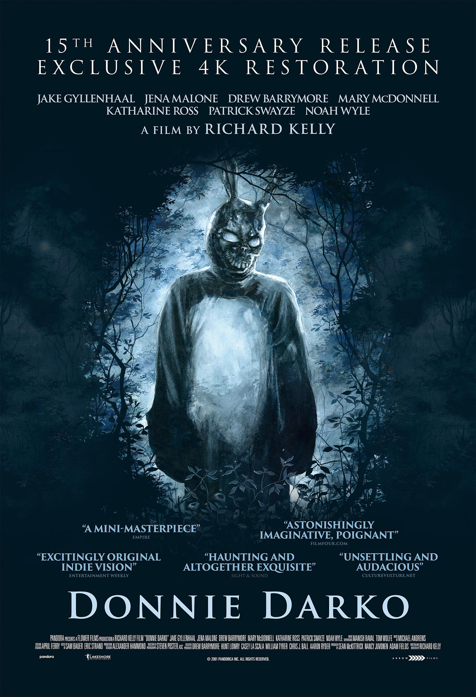 Donnie Darko Poster #3