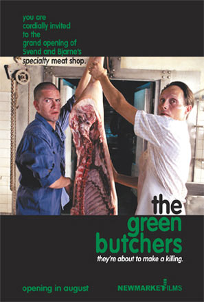 The Green Butchers Poster #1