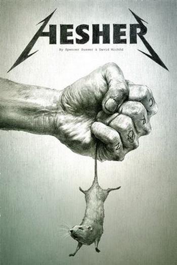 Hesher Poster #2