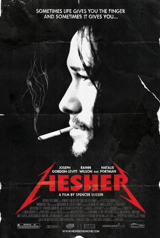 Hesher Poster #3
