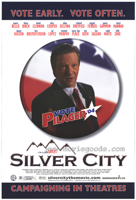 Silver City Poster #1
