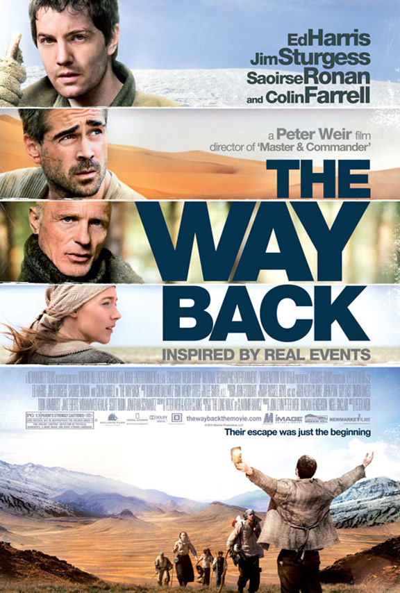 The Way Back Poster #1