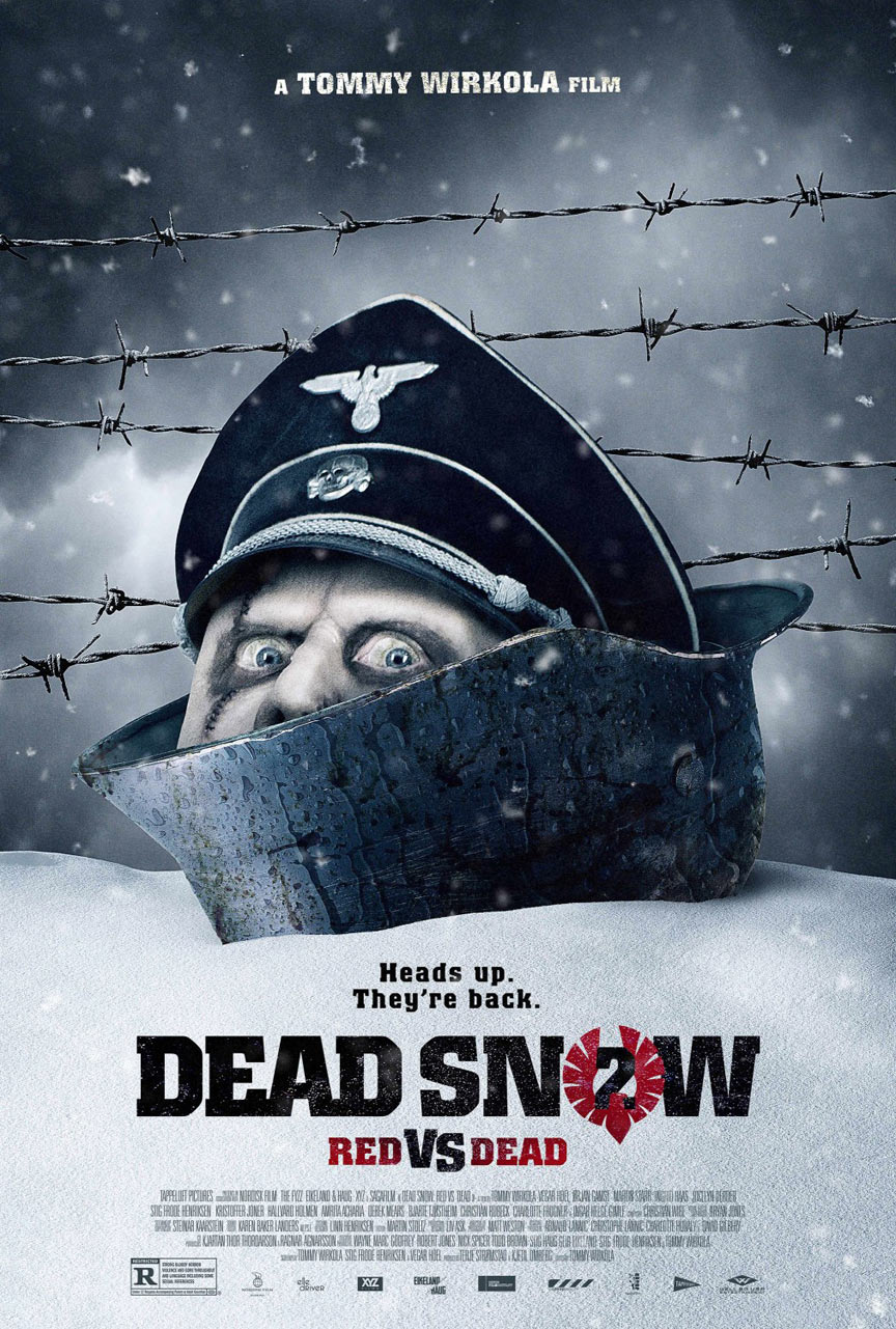 Dead Snow 2: Red vs. Dead Poster #3