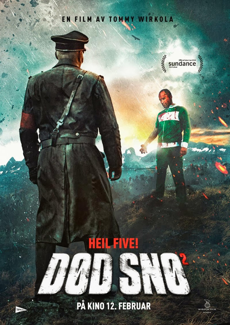 Dead Snow 2: Red vs. Dead Poster #1