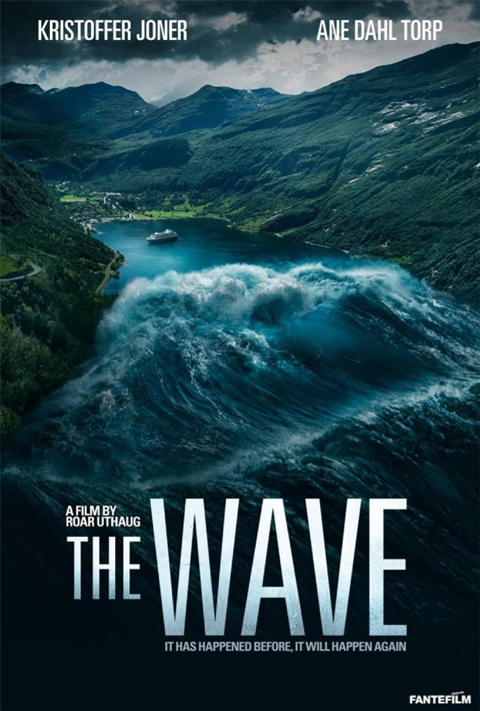 The Wave Poster #1
