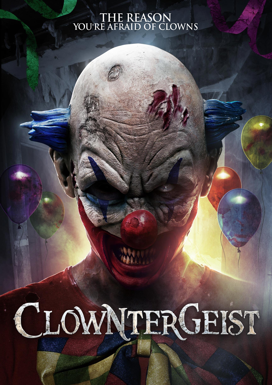 Clowntergeist Poster #1