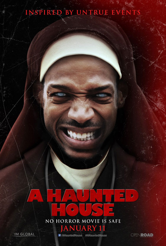 A Haunted House Poster #2