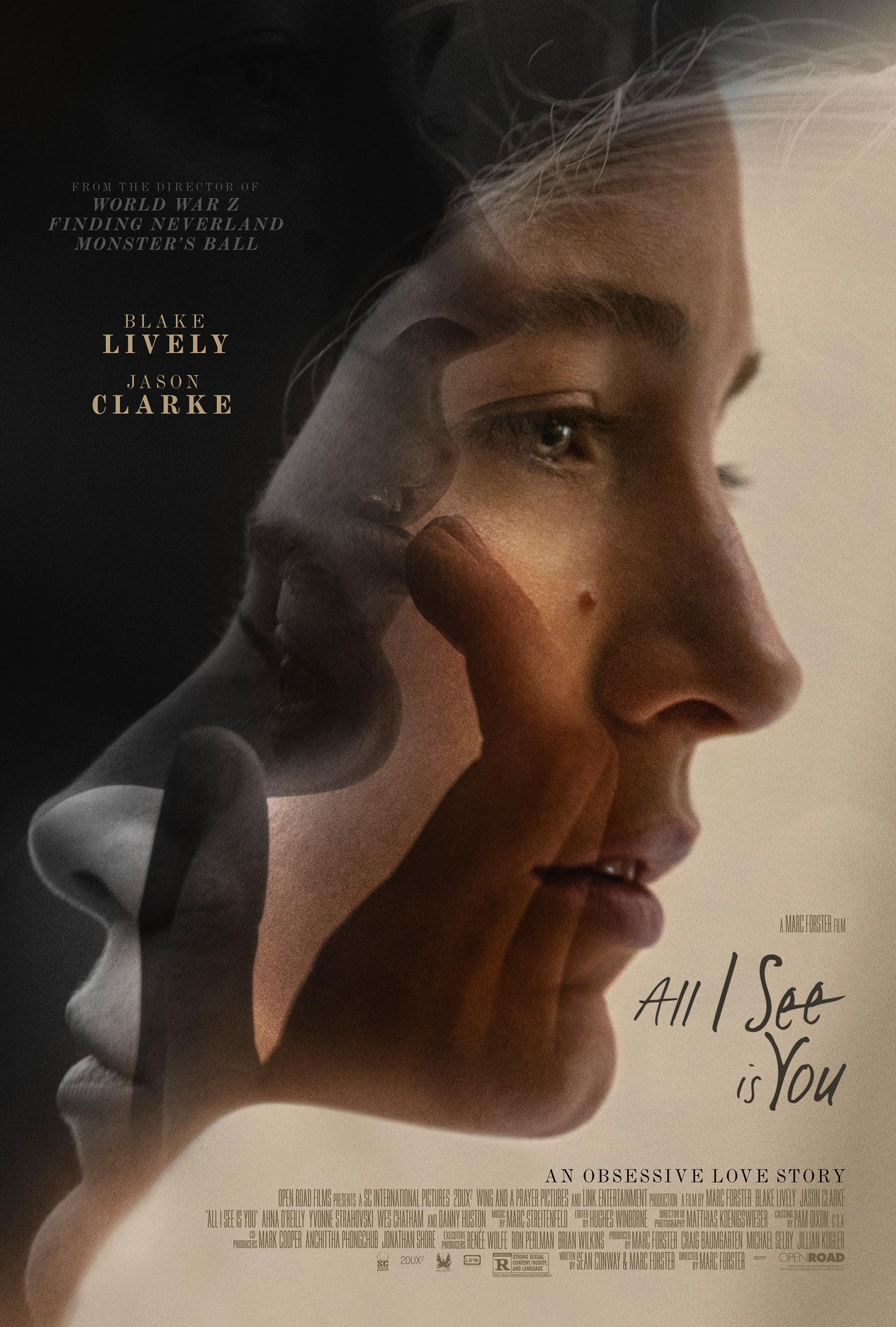 All I See Is You Poster #2