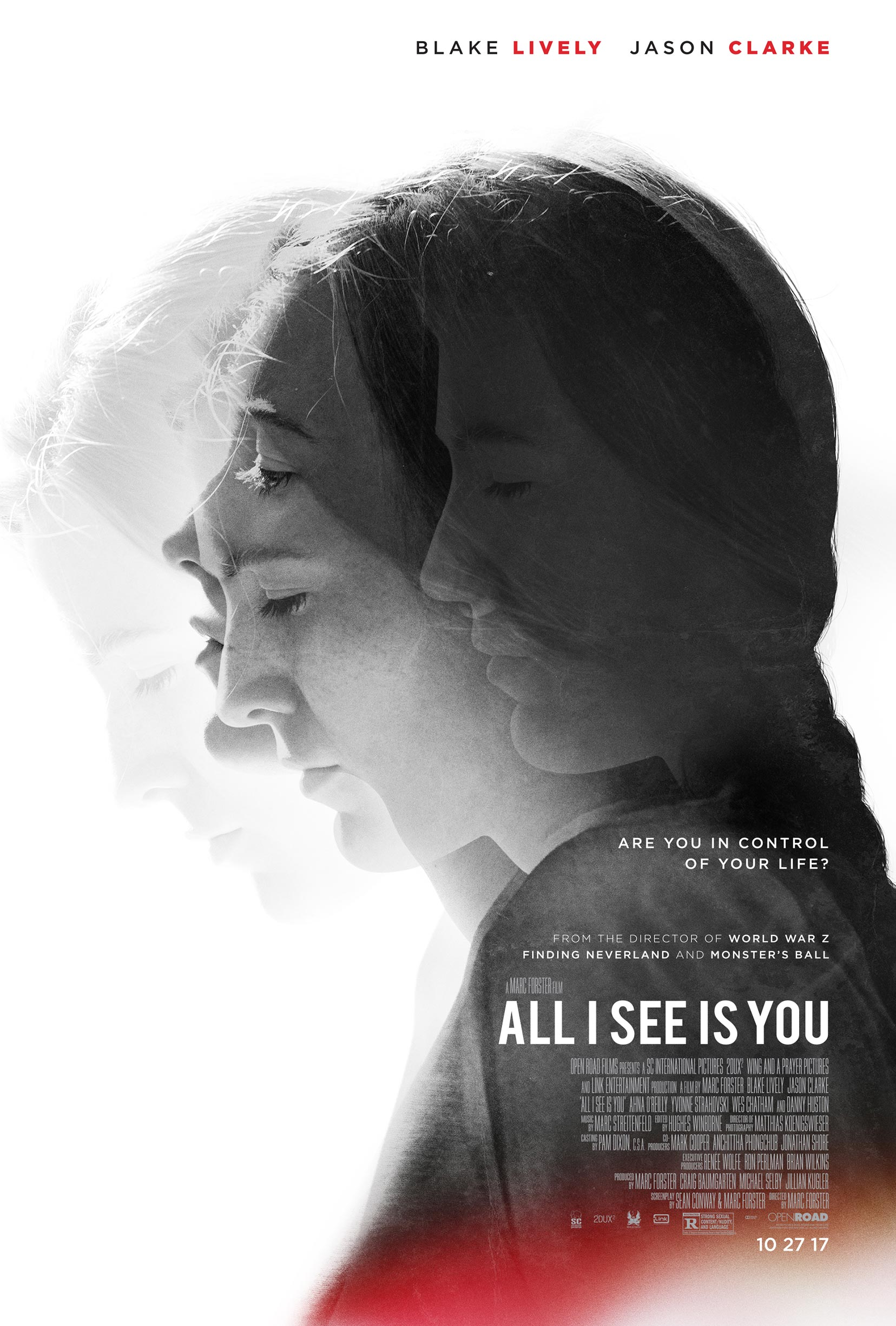 All I See Is You Poster #3
