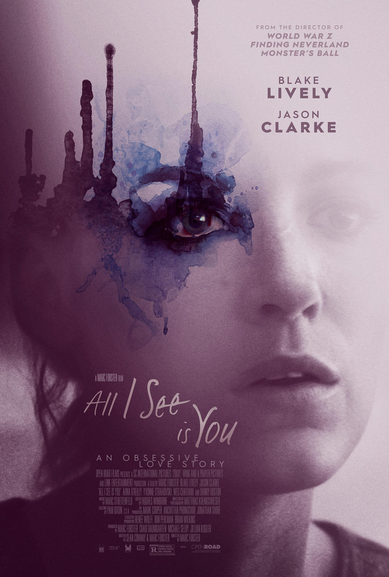 All I See Is You Poster #1