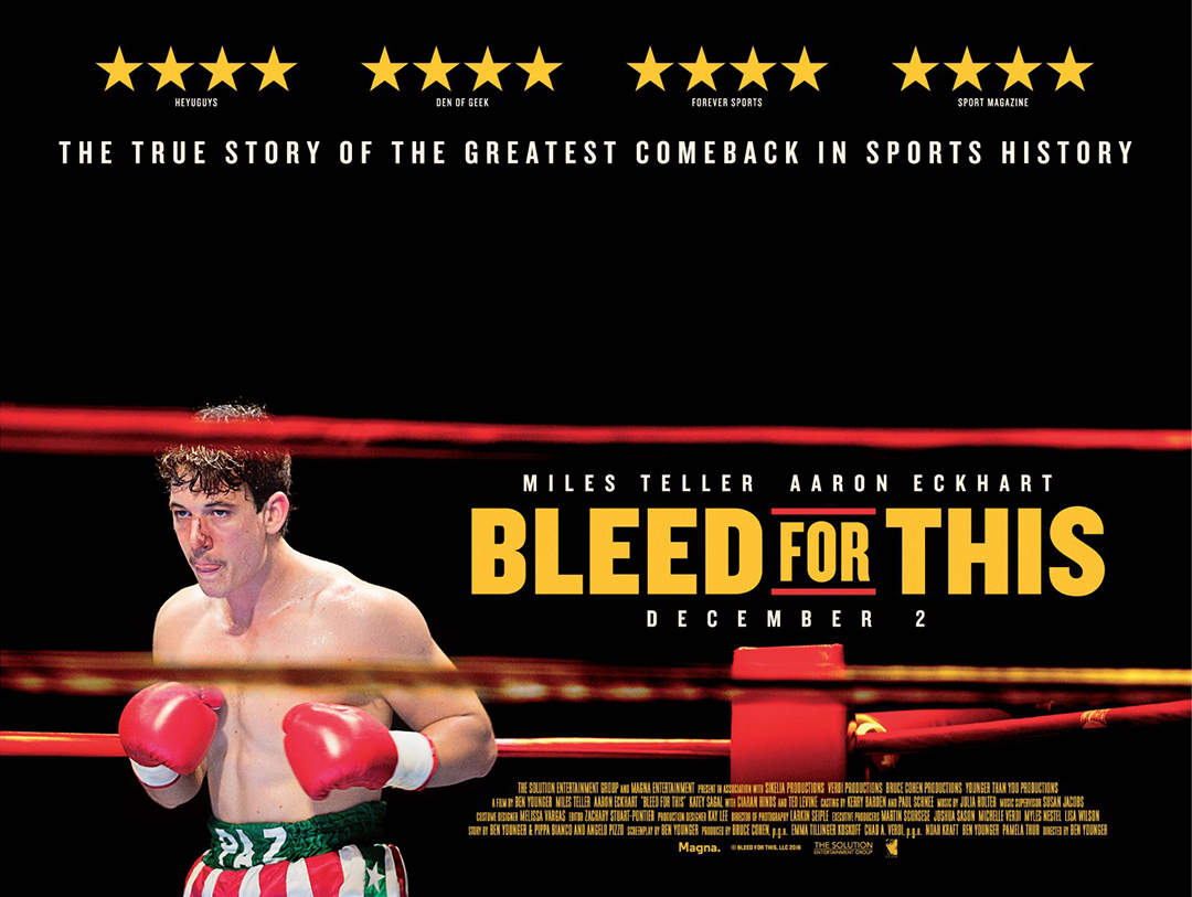 Bleed for This Poster #2
