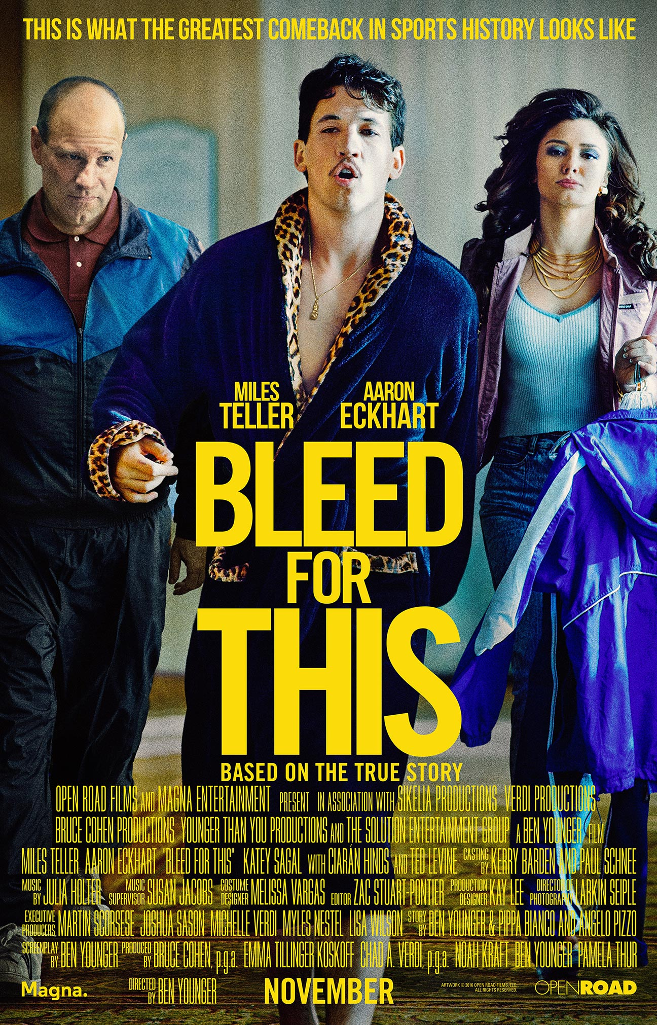 Bleed for This Poster #1