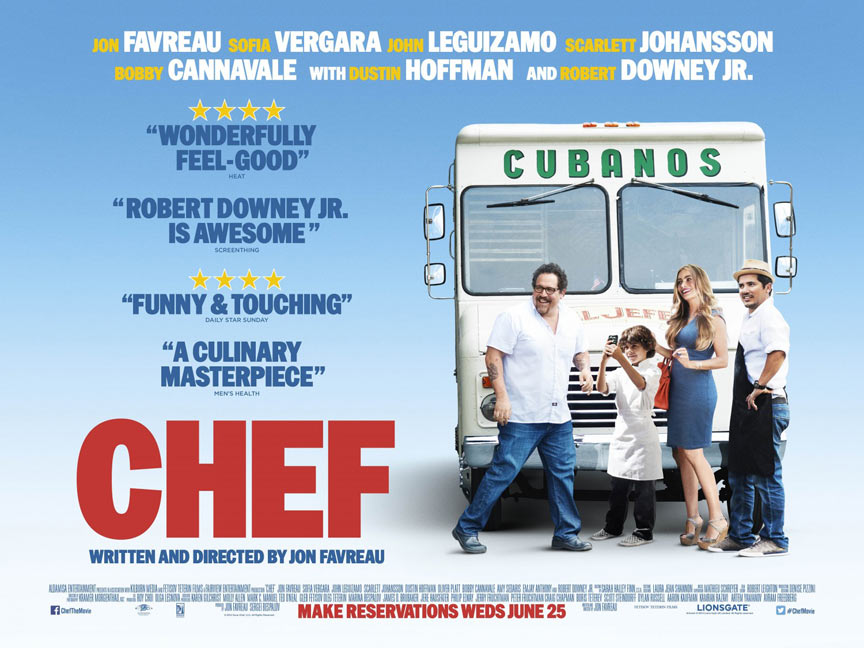 Chef Poster #2
