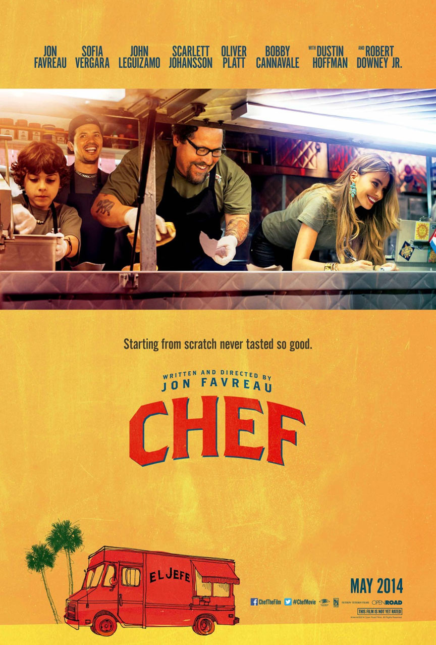 Chef Poster #1