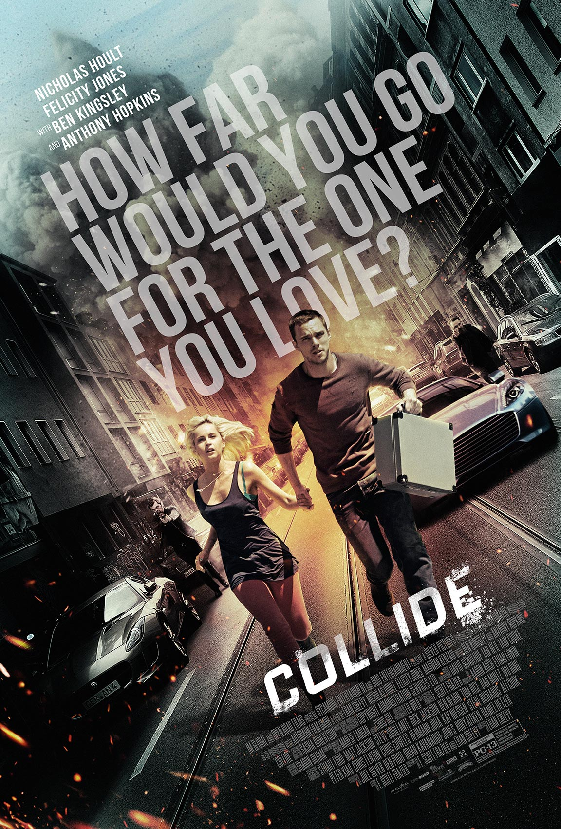 Collide Poster #1