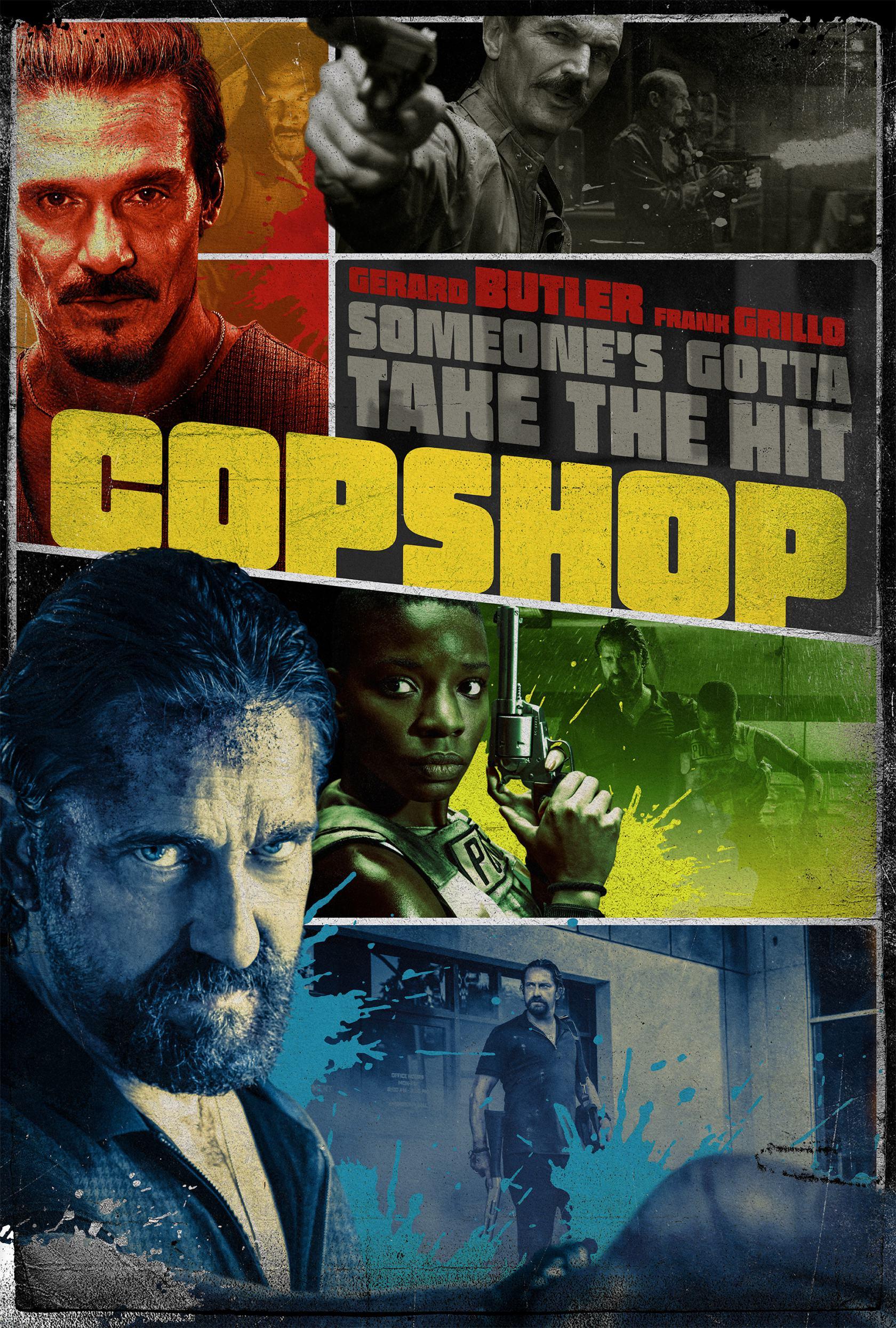 Copshop Poster #1
