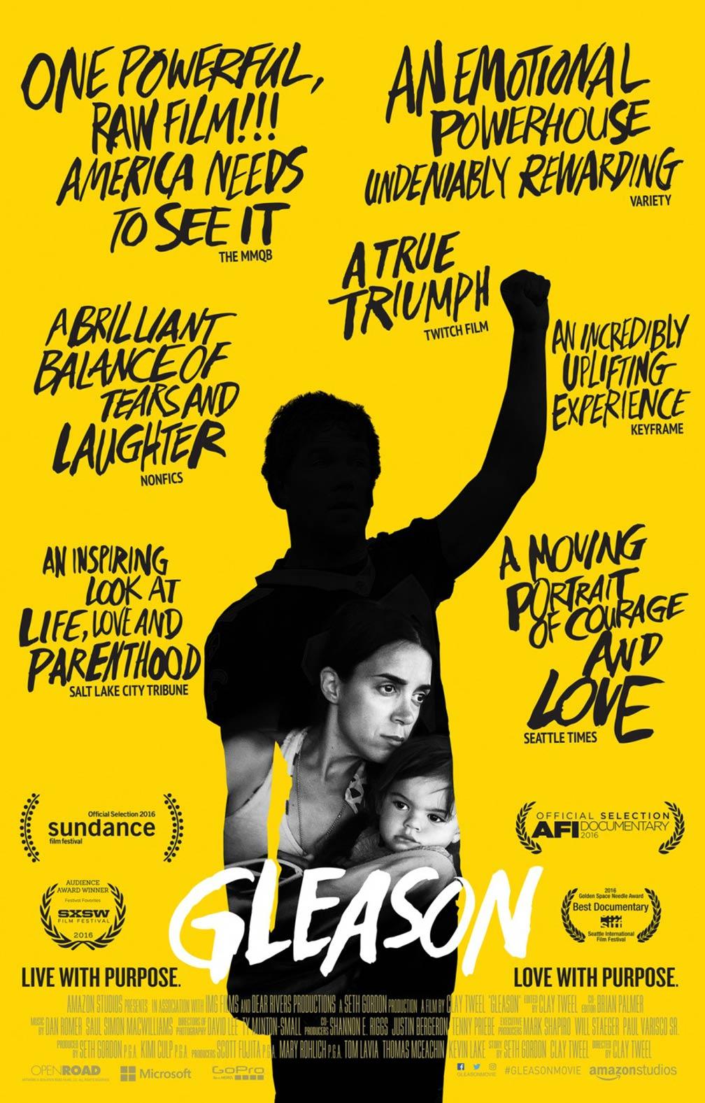 Gleason Poster #1