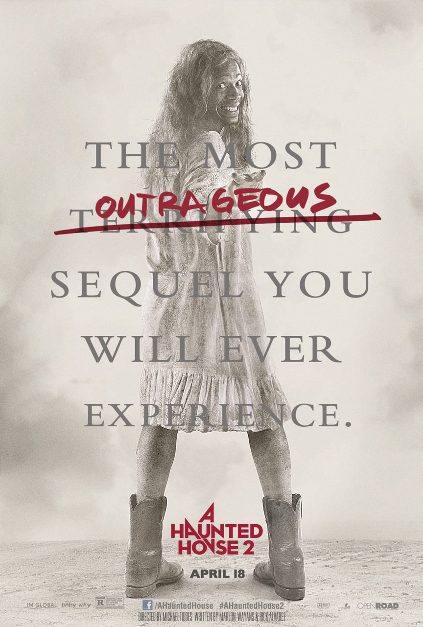 A Haunted House 2 Poster #7