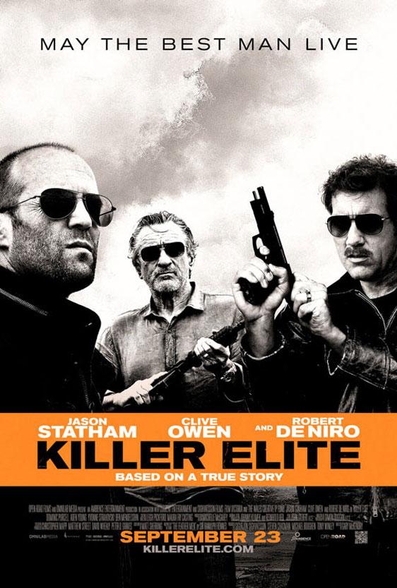Killer Elite Poster #1