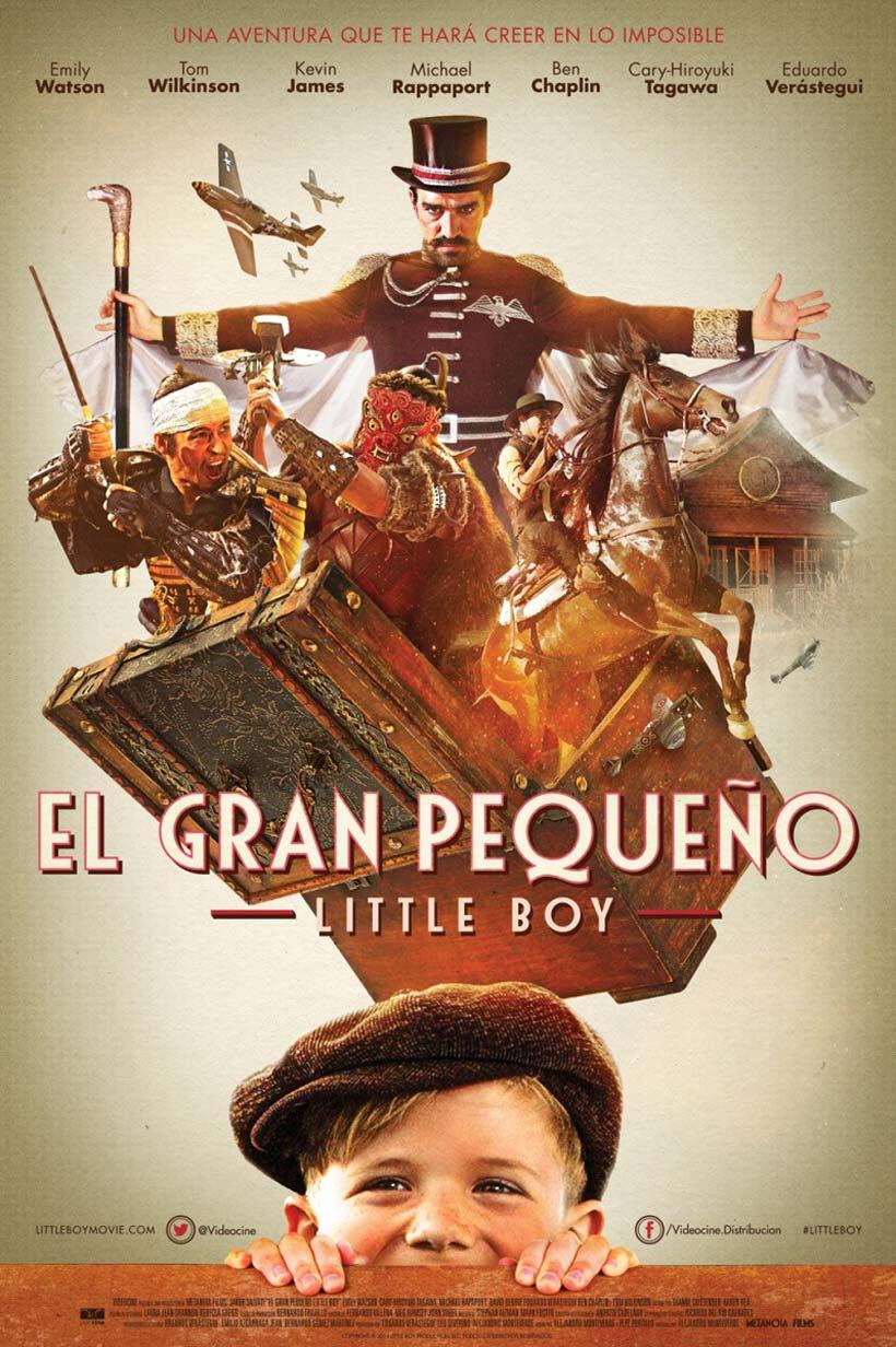 Little Boy Poster #2