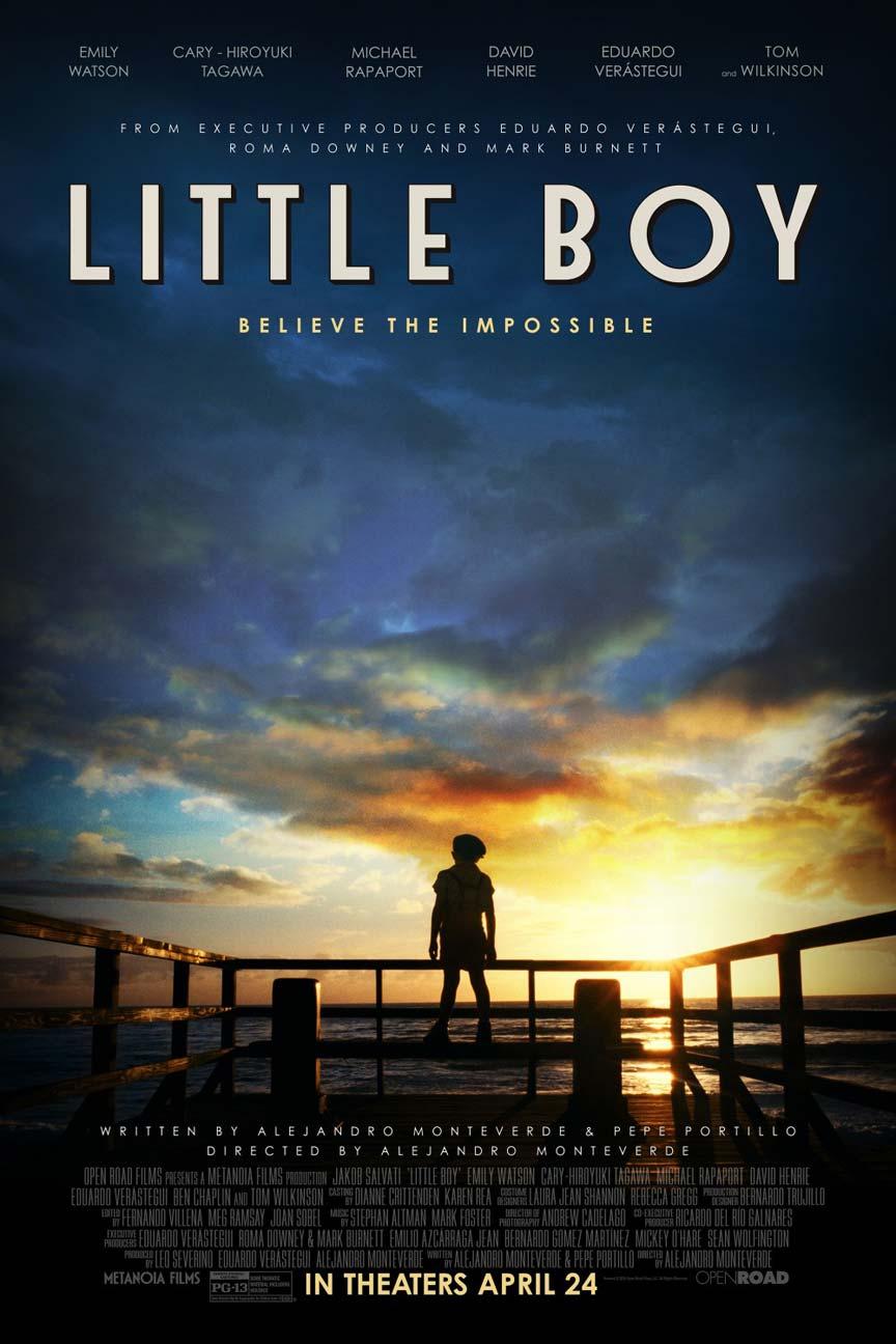Little Boy Poster #1