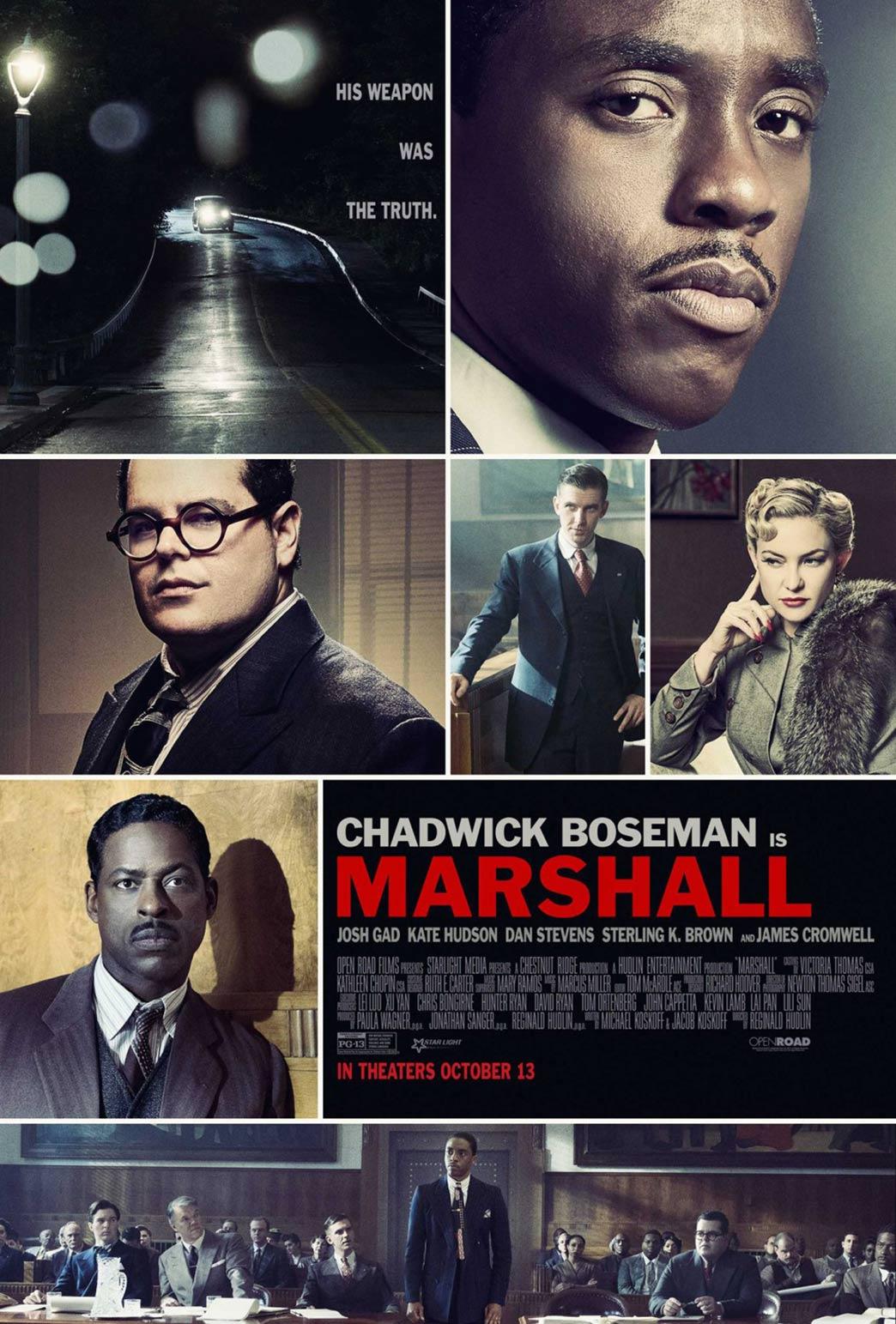 Marshall Poster #2