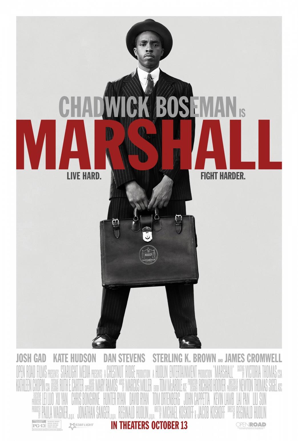 Marshall Poster #1