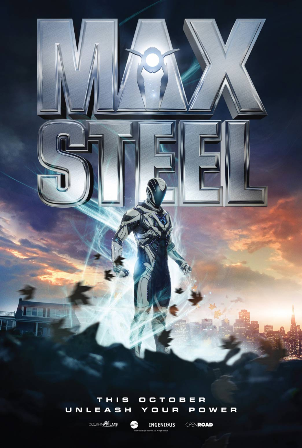 Max Steel Poster #2