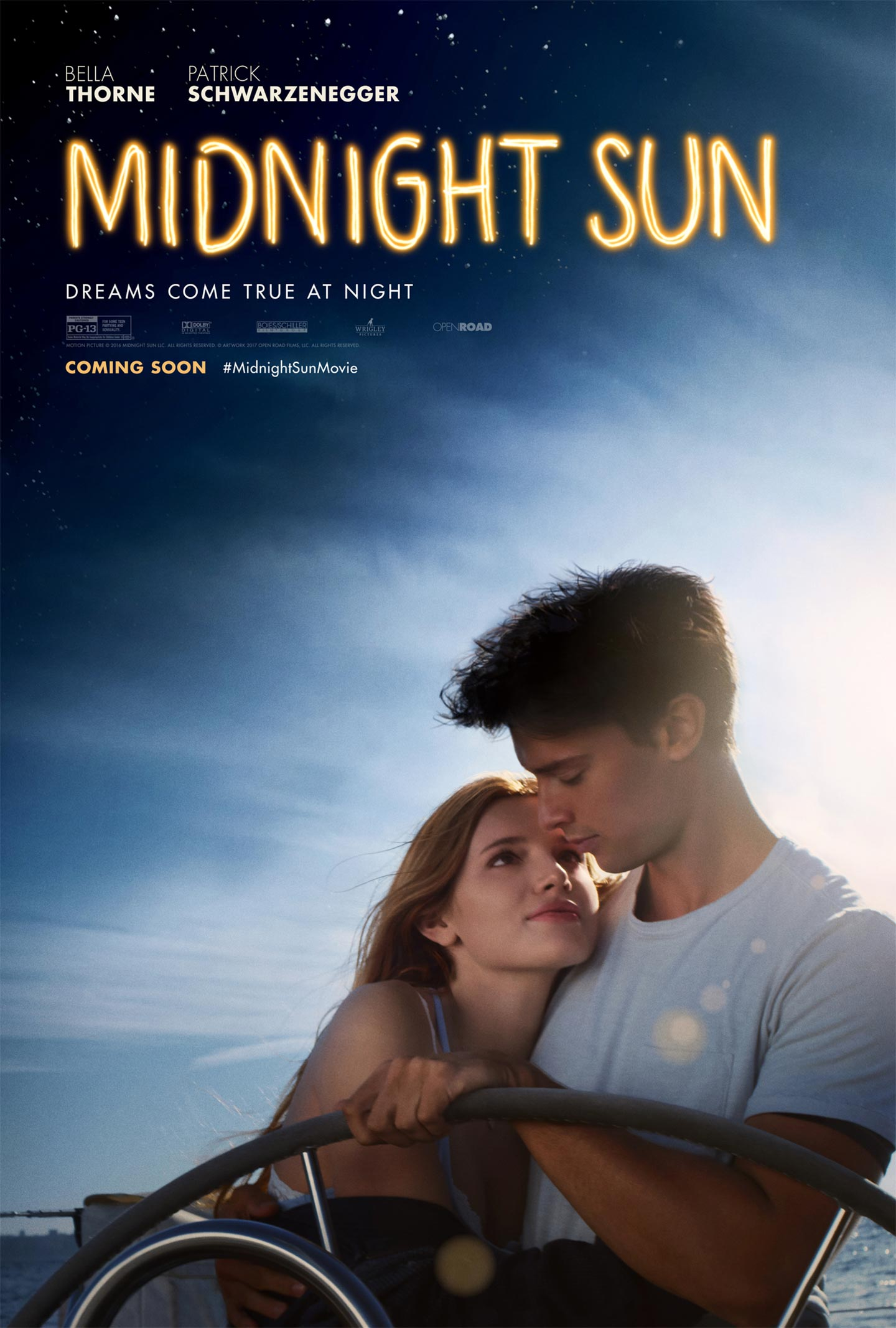 Midnight Sun Poster #1