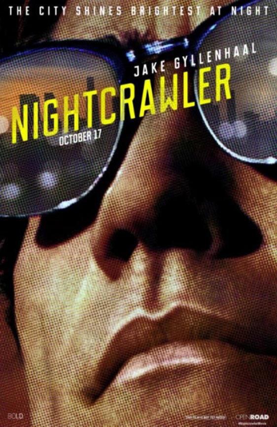 Nightcrawler Poster #1
