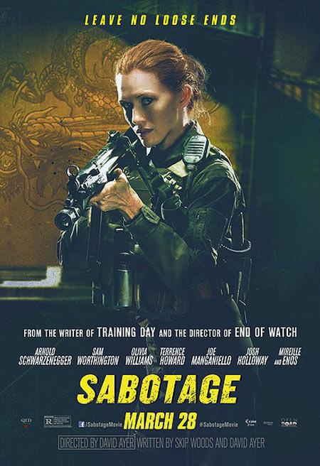 Sabotage Poster #10