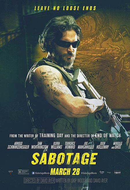 Sabotage Poster #12
