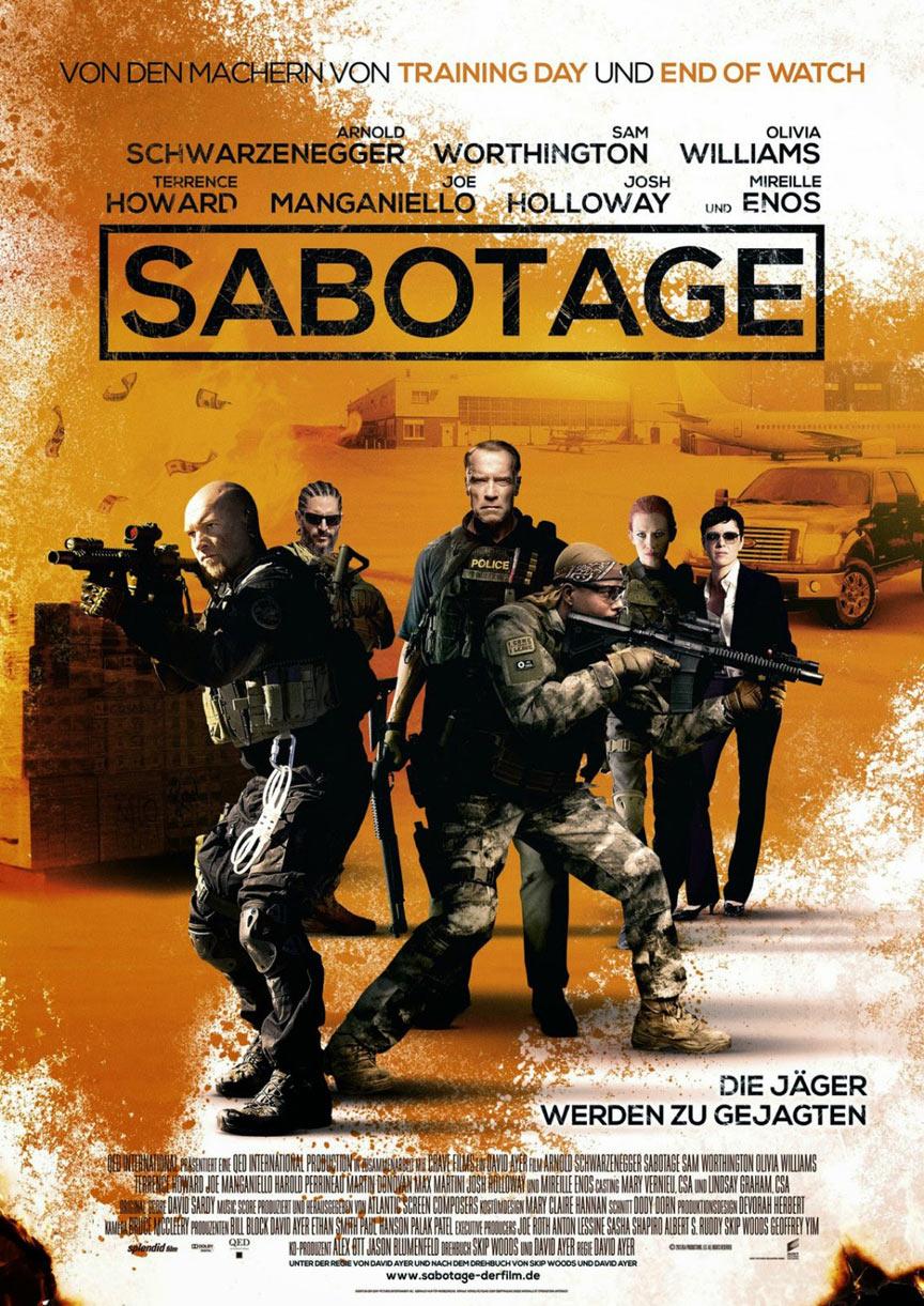 Sabotage Poster #5