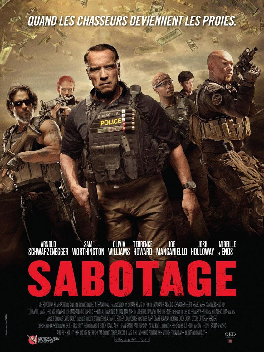 Sabotage Poster #6
