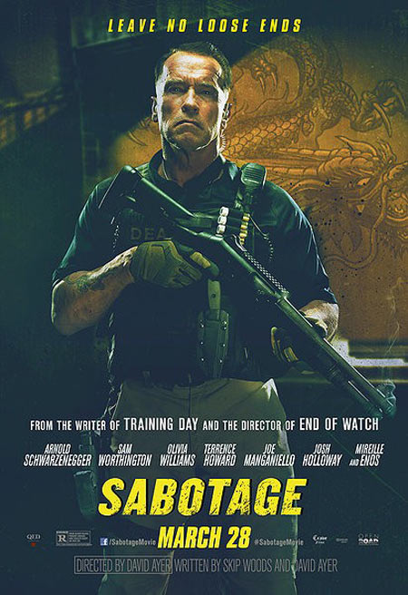 Sabotage Poster #7