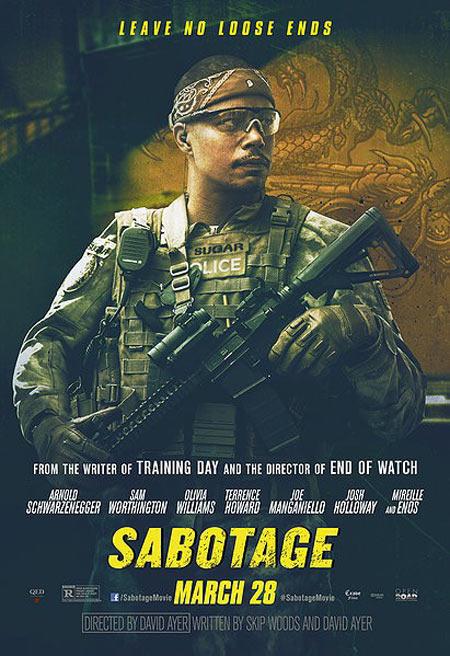 Sabotage Poster #8