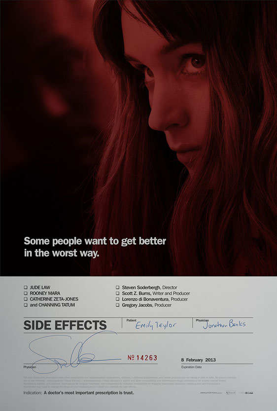 Side Effects Poster #2