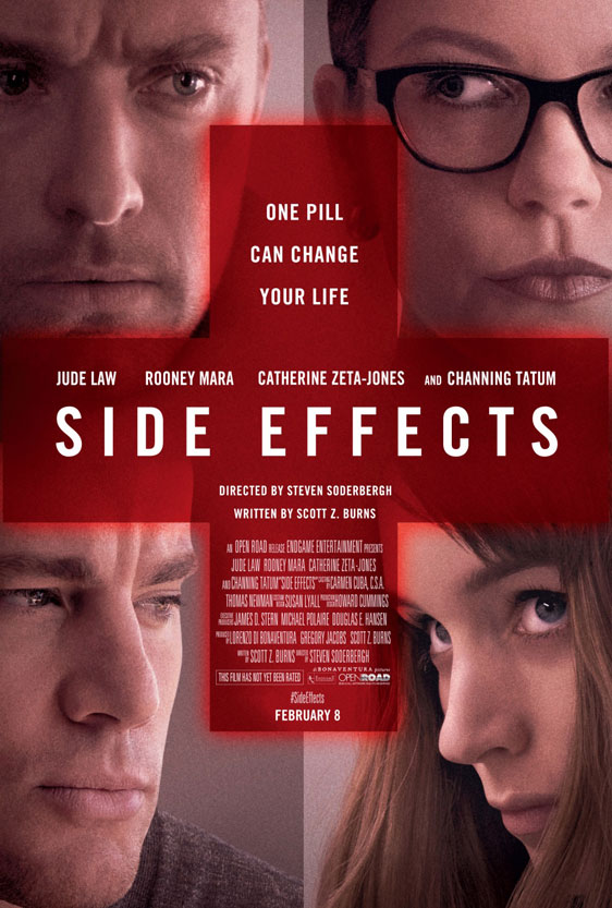 Side Effects Poster #3
