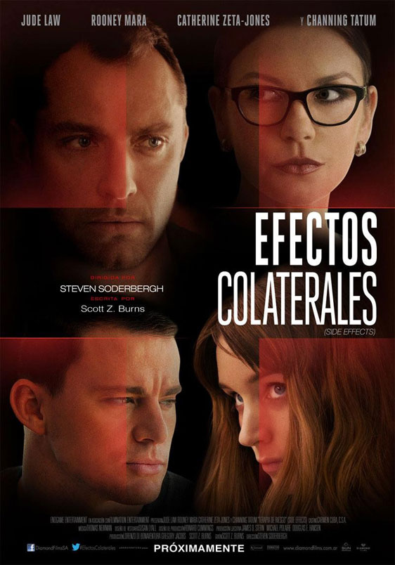 Side Effects Poster #9