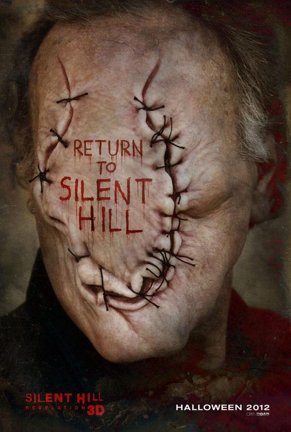 Silent Hill: Revelation 3D Poster #2