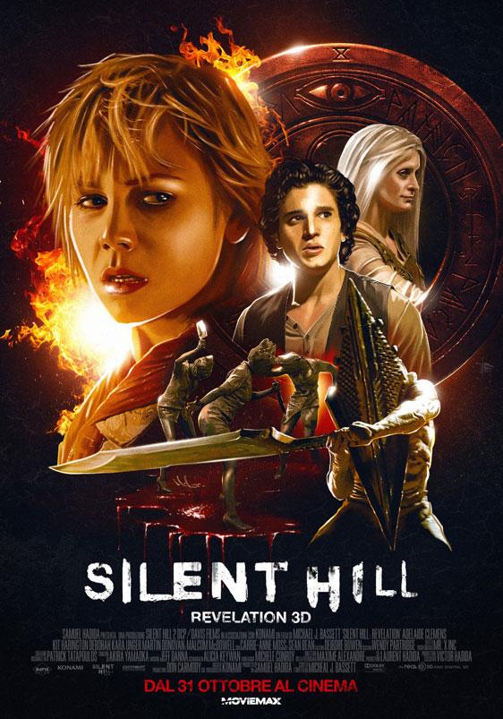 Silent Hill: Revelation 3D Poster #4