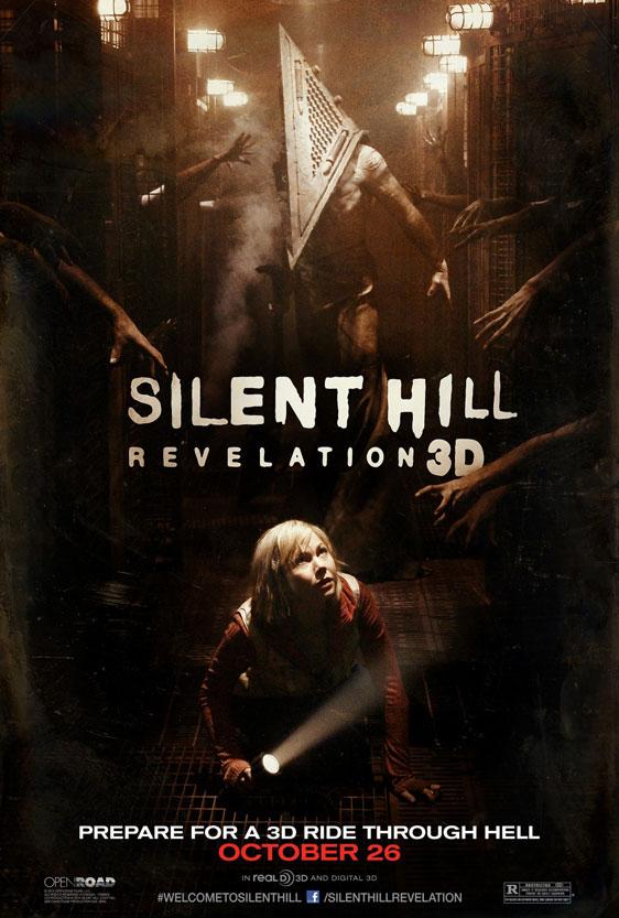 Silent Hill: Revelation 3D Poster #6