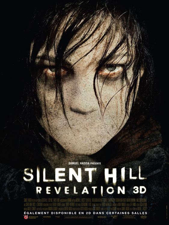 Silent Hill: Revelation 3D Poster #7